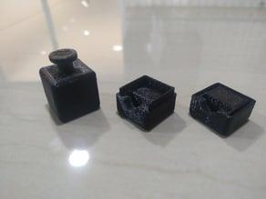 Rubik 1x1x2