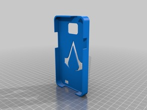 Samsung Galaxy SII : Assassin creed case