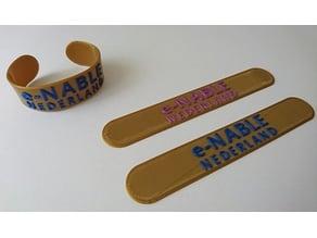 e-NABLE Nederland Bracelet