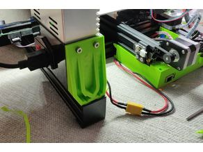 Ender 3 Power supply support