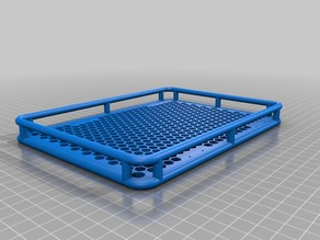 Rc Roof rack two versions with light buckets
