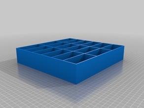 Miniatures Case - 6 x 3Long - Long Creatures