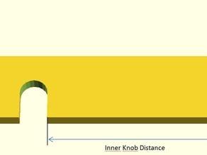 Parametric Cupboard Door Holder