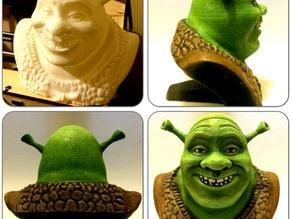 Shrek Resculpt (35mb)