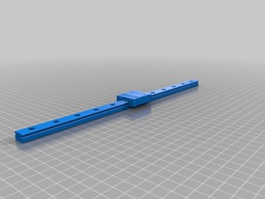 MGN12C Short linear carriage