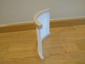 Lithophane frame stand