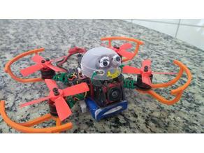 4 PCS Eachine Propeller Guard For Aurora 100 Mini FPV Racing RC Drone 1102 1103 1104 1105 Brushless Motor