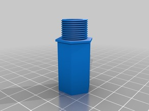 Airsoft MP7 Thread Adapter