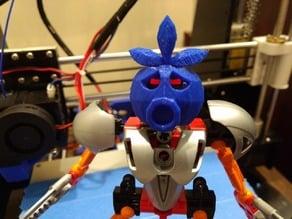 Deku Mask for BIONICLE