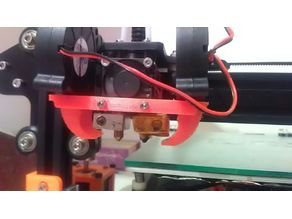 FanDuct Dual Blower Radial for Dual Extruder TEVO tarantula