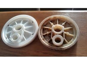 Gear of Volvo Windscreen Wiper Motor