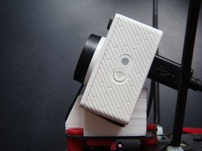 DAL DL180 25º Xiaomi Yi HD Camera Mount