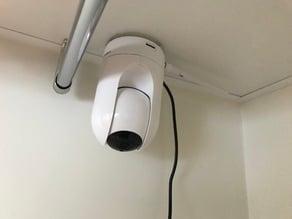 Flat IP Camera Mount