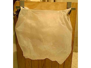 Configurable Trash Bag hanger