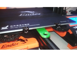 Ender 3 Another Bed Handle