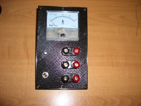 panel face plate for atx power supply