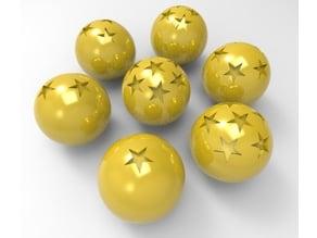 Dragon Ball - 5 Stars