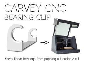 CNC Carvey Bearing Clip