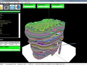 Many BUGs 3D Model Print Simulator