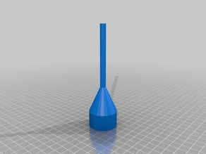 Vacuum nozzle / funnel (very fast print)