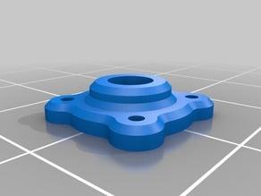 Plen2 printable servo horn