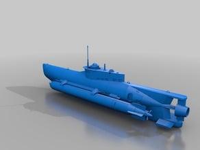 Seehund u-boat