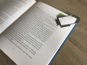 Rocket Bookmark
