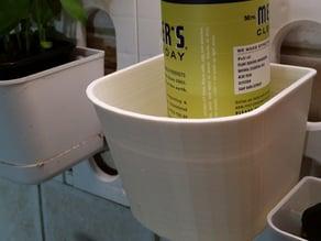 Customizable Hanging Flower Pot (Vertibloom Compatible)