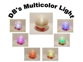 DBs Multicolor Light