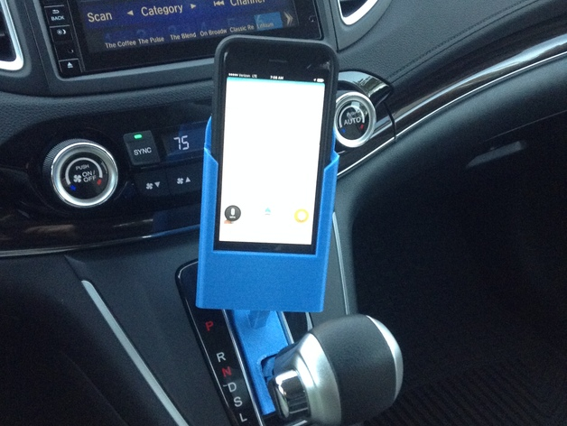 Iphone 6 Mophie Case Holder For 2016 Honda Crv By