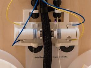 Filament monitor for Replicator 3D printer
