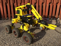 mars rover thingiverse - photo #17
