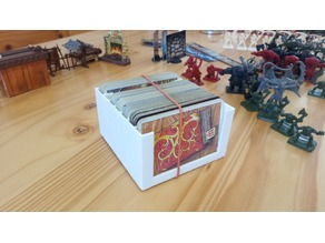 Heroquest Card Tray