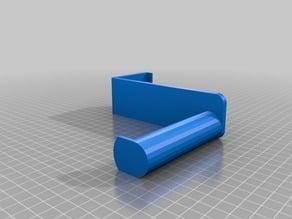 Davinci Pro side filament holder