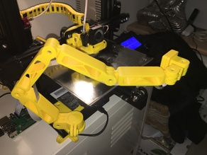 Pi CAM Mount attributes for Ender 3