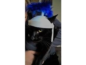 roman cat helmet