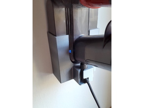 Dyson V6 Trigger charging wall mount
