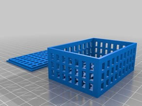30.70x50 box with 5x7mm mesh