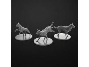 Dogs Company Zombicide. Perros Compañia Zombicide