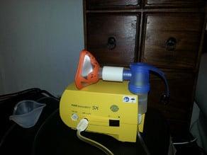 Pariboy Vortex Inhaling Mask Adapter