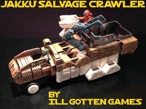 Jakku Salvage Crawler (Littlebits Star Wars Vehicle)