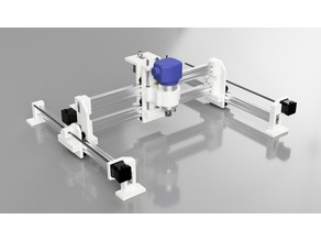 TopsCNC - The new 3D printed CNC Router Version