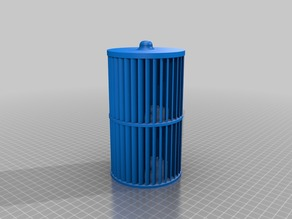 90mm Replacement Tower Fan Blade Section