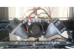 BareBone Fan System
