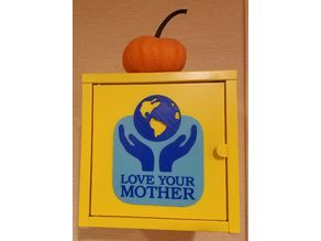 Love Your Mother Sign
