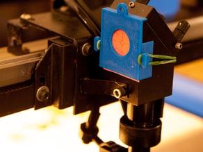 Laser Cutter Mirrors Calibration Jig V2