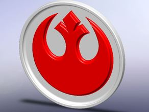 Rebel Alliance Coaster