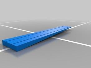 HO scale easy railer.
