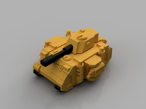 Predator Destructor Tank for Epic 40K (6mm scale)