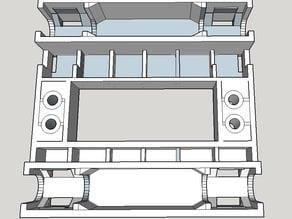Malyan M180 Extruder Mount